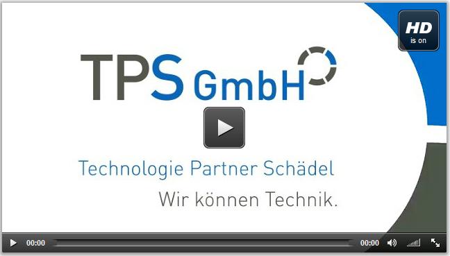 Startbild Imagefilm TPS GmbH